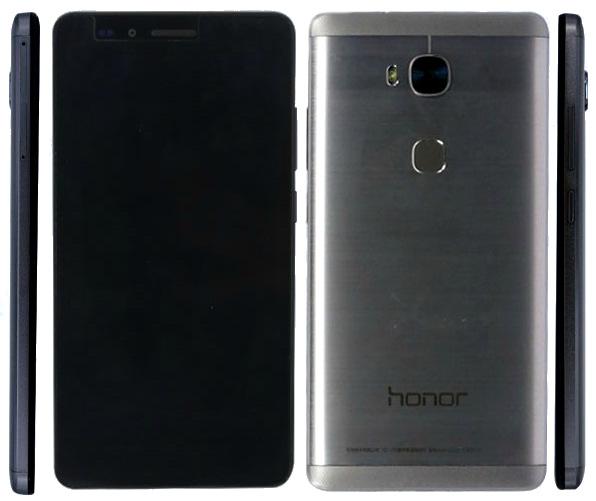 Huawei Honor 5X leak