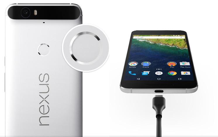 Huawei Nexus 6P leak