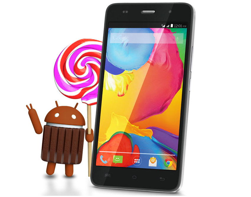 Lava Iris X8 Android Lollipop