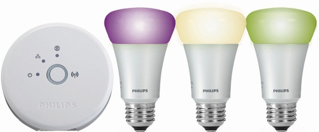 Philips Lighting has finally launched HUE web-enabled LED home lighting system in India as expected. Hue allows users to control home lighting using their ...  sc 1 st  FoneArena.com & Philips Hue connected LED lighting launched in India starter kit ...
