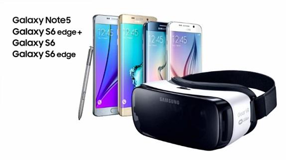 Samsung Gear VR-1