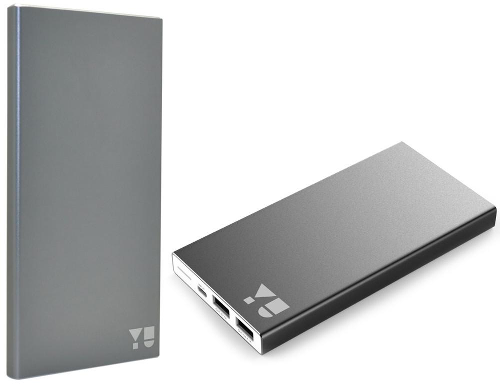 YU JYUICE 5000 mAh Power Bank Online – Grey Color
