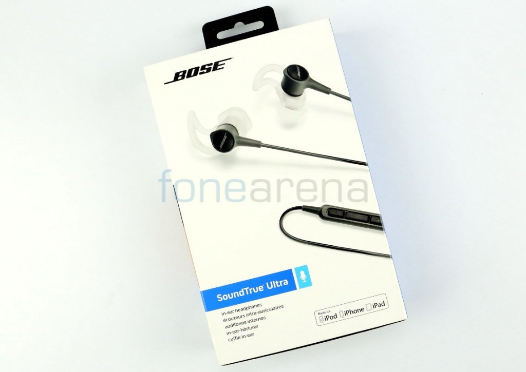 28f368c2cdc Bose SoundTrue Ultra in-ear headphones review