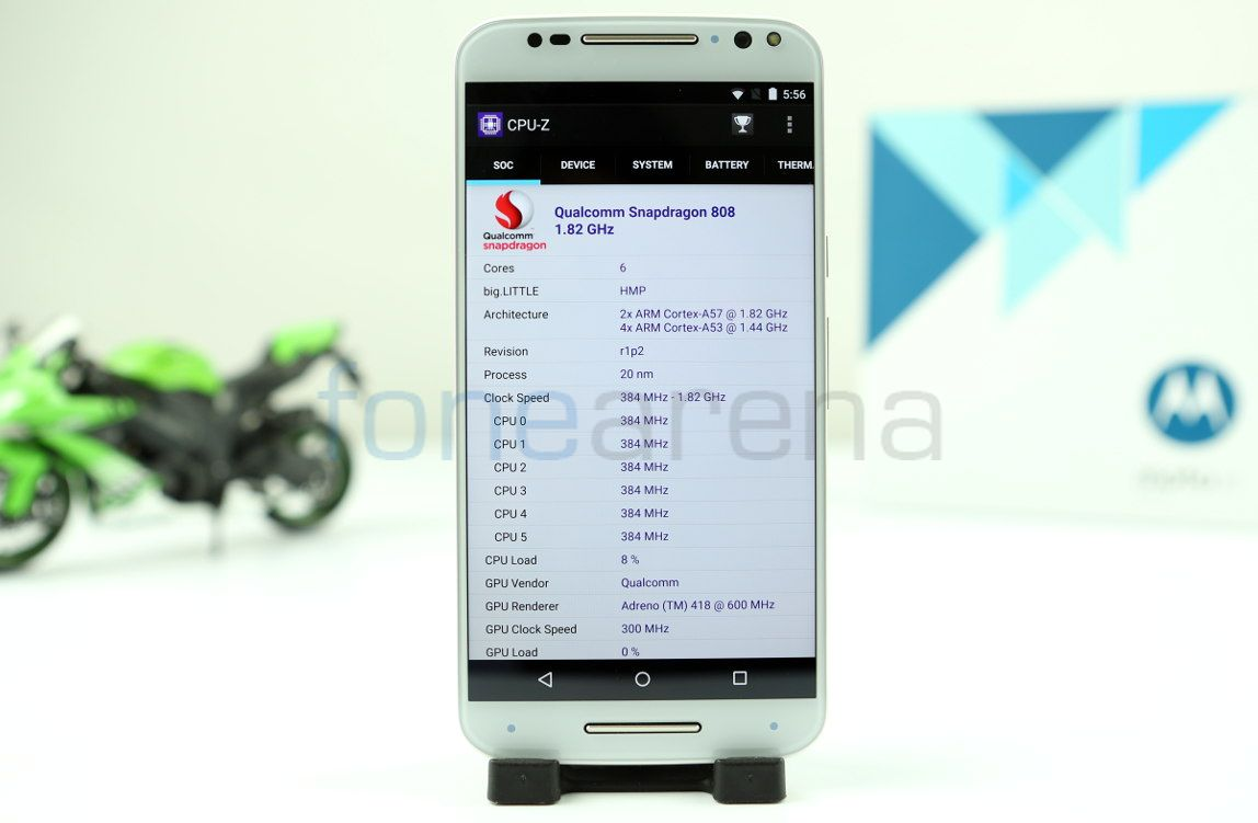 Motorola Moto X Style Benchmarks_fonearena