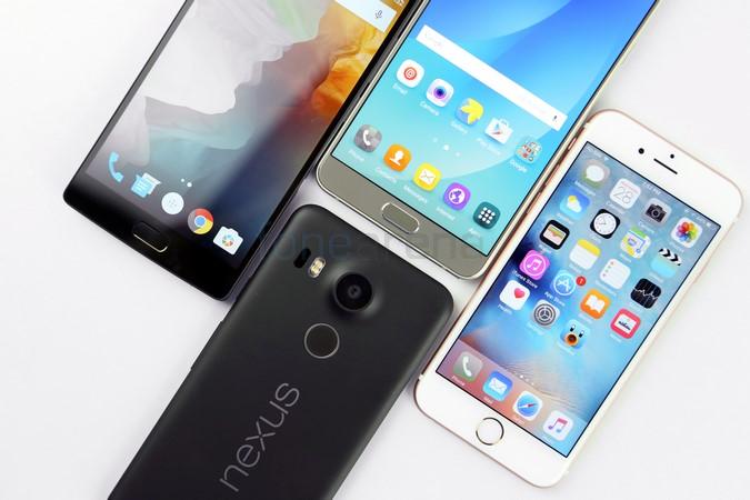 Fastest Fingerprint Sensor – Nexus 5X vs OnePlus 2 vs iPhone 6s vs