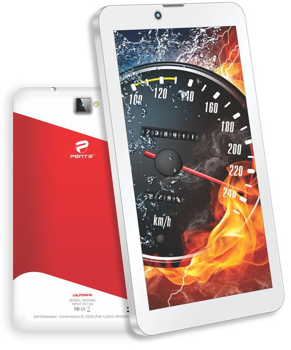 Pantel Penta T-Pad Ultra WS704Q 4G