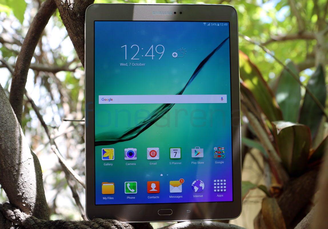 Samsung Galaxy Tab S2 9 7 Review