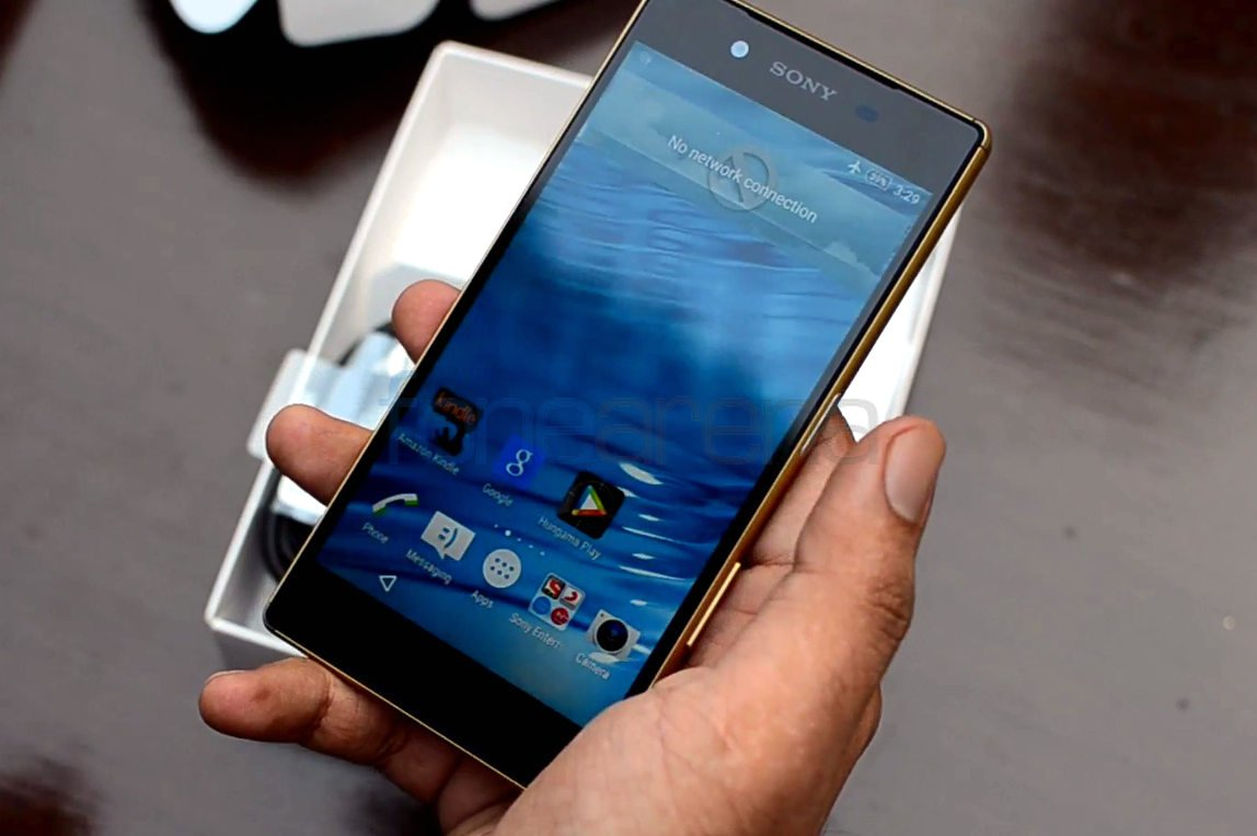 Sony Xperia Z5 Dual Unboxing