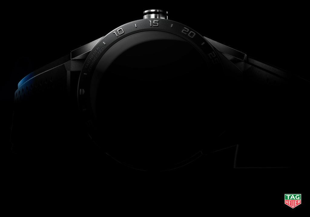 Tag Heuer Android Wear smartwatch