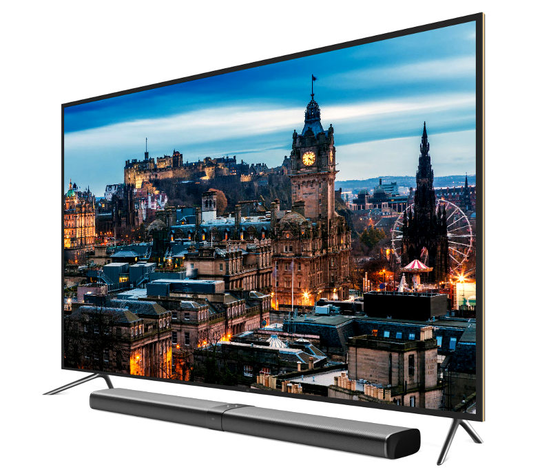 Xiaomi Mi TV 3 introduced, 60-inch 4K Smart with 11.6mm metal frame