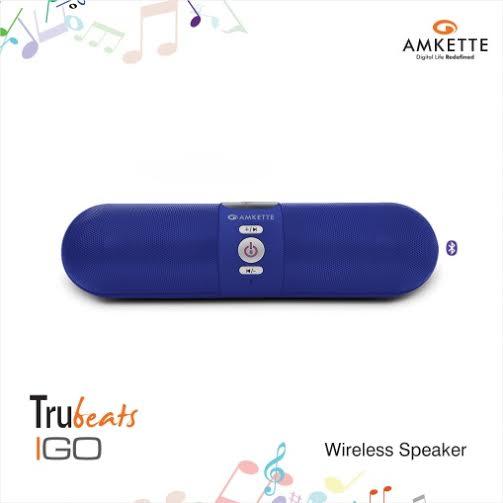 amkette wireless speaker