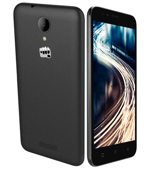 Micromax Canvas Pace 4G Q416 With Snapdragon 210 SoC Now