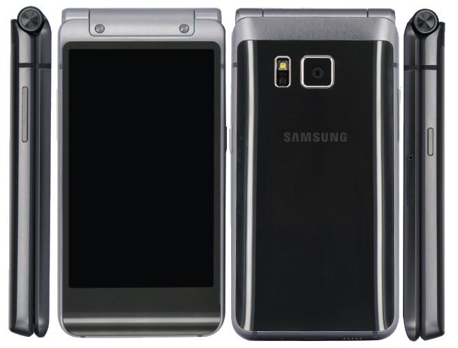 Samsung Galaxy Golden 3 SM-W2016
