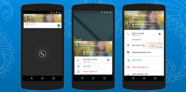 Truecaller for Android gets Hindi Caller ID support