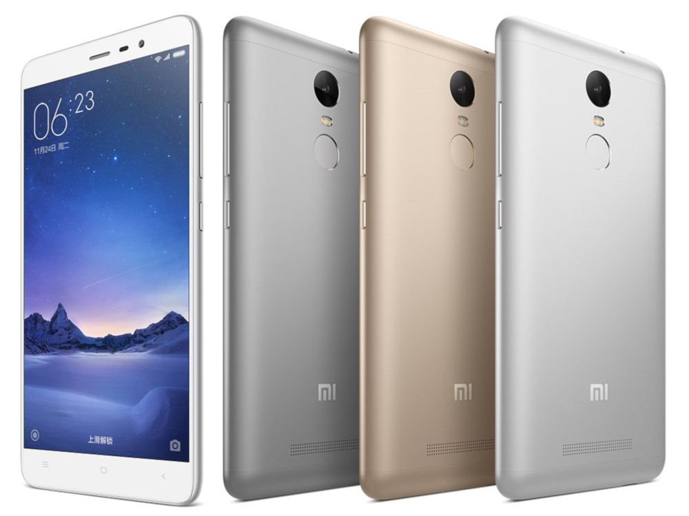 17f82deefb81e Xiaomi Redmi Note 3 with 5.5-inch 1080p display