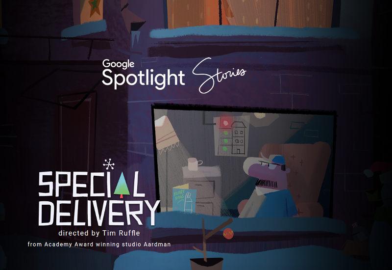 Google Spotlight Stories YouTube