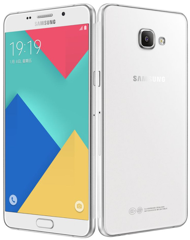 Samsung Galaxy A9 with 6-inch 1080p display, Snapdragon 652