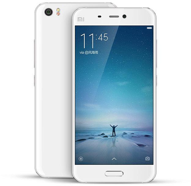 Xiaomi Mi 5 leak