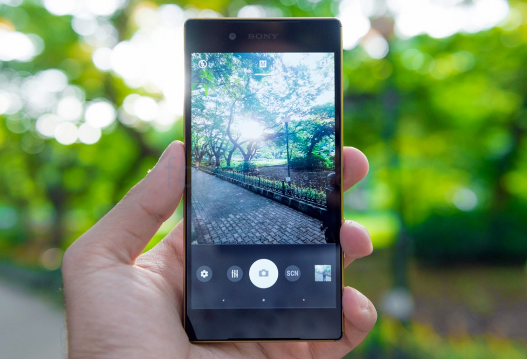 Android 7 Xperia Z5