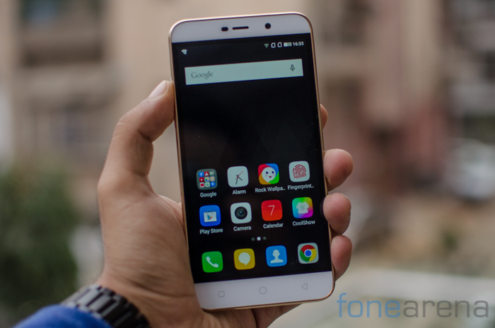 online retailer f8f3a cf89f Coolpad Note 3 Lite will be available through open sale on Amazon ...