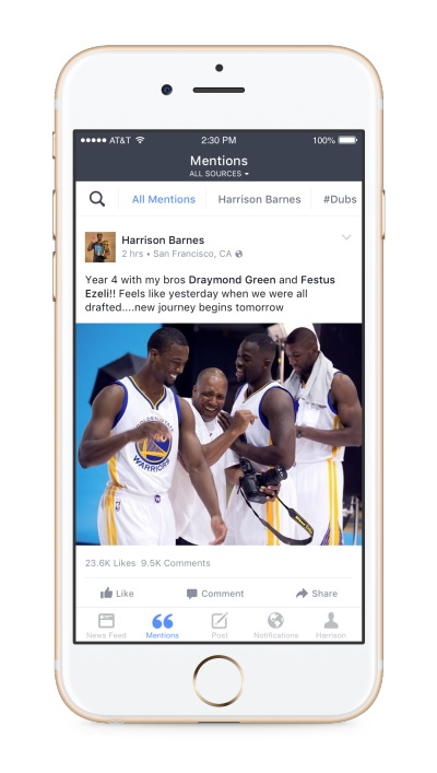 FB mentions iOS-1
