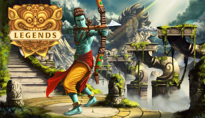 Gamaya Legends