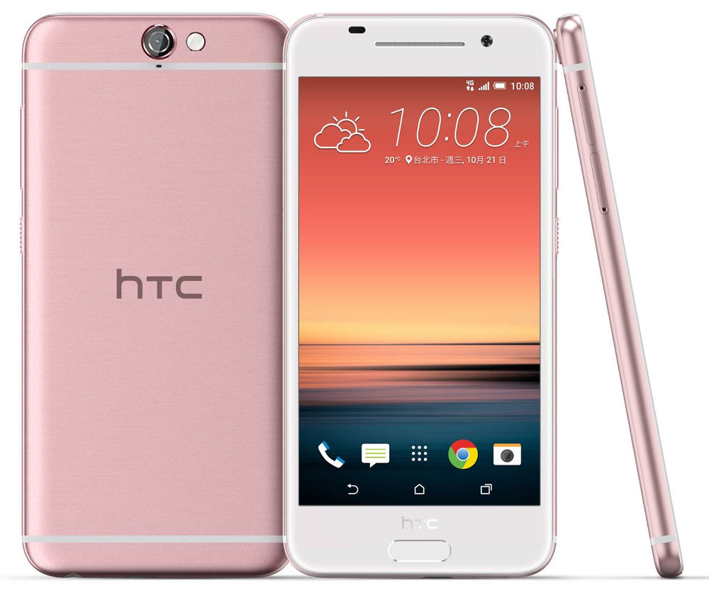 HTC One A9 Pink