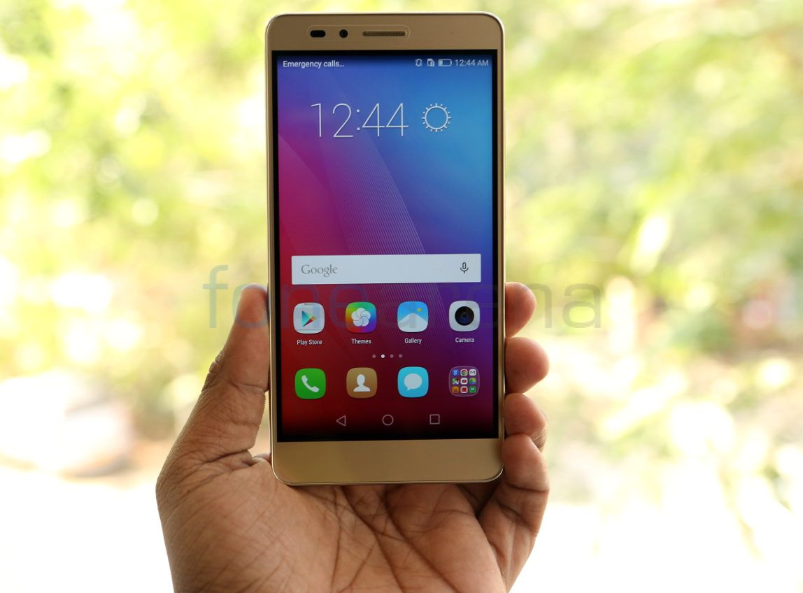 Honor 5X with metal body and fingerprint sensor goes on sale in India for Rs. 12999