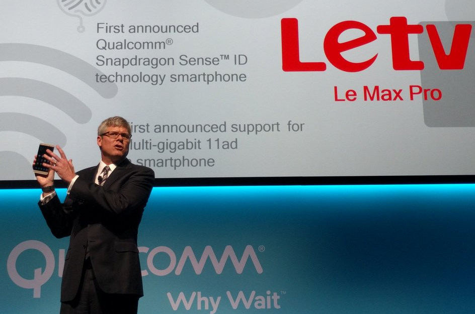 Letv LeMax Pro Snapdragon 820 announcement
