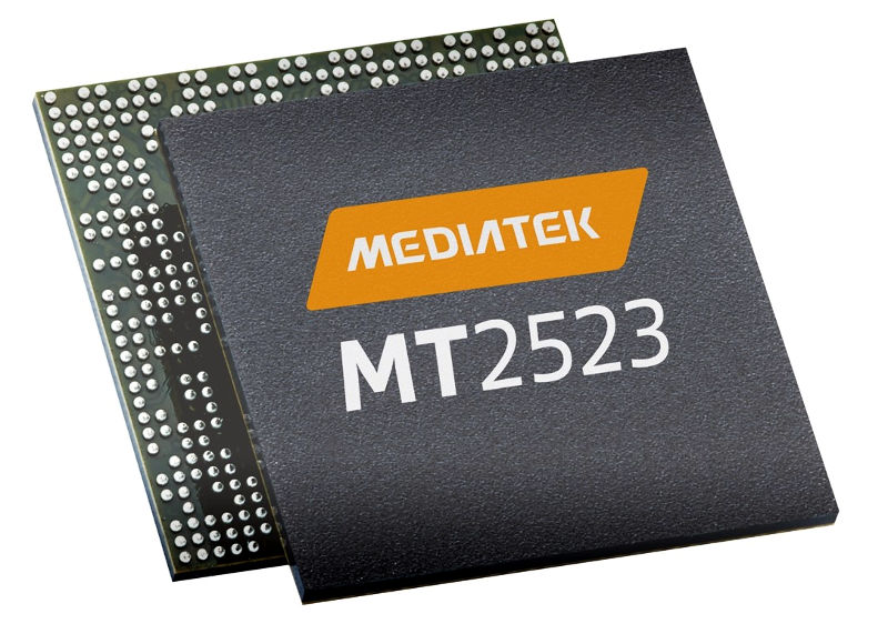 MediaTek MT2523