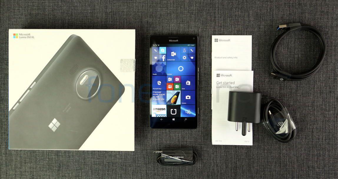 Microsoft Lumia 950 Xl Dual Sim And Display Dock Unboxing
