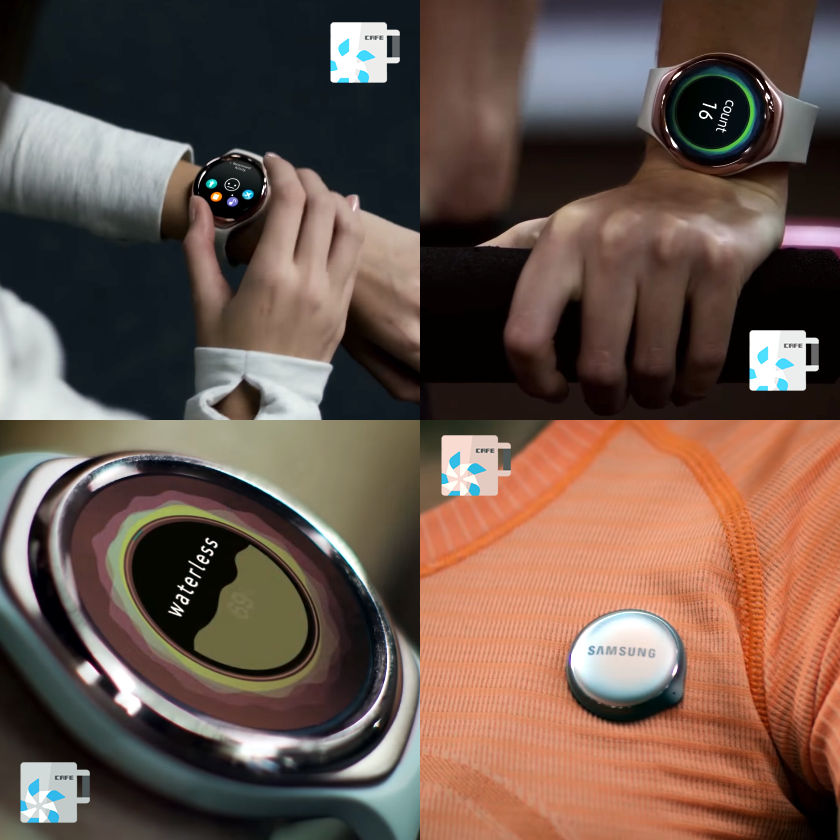 Samsung Gear Fit 2 (SM-R150) fitness tracker surfaces in ...