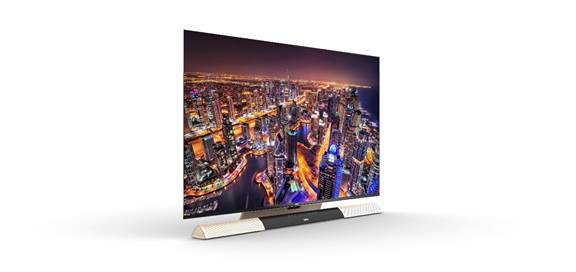 Letv unveils world's slimmest 65-inch 4K LED TV at CES 2016