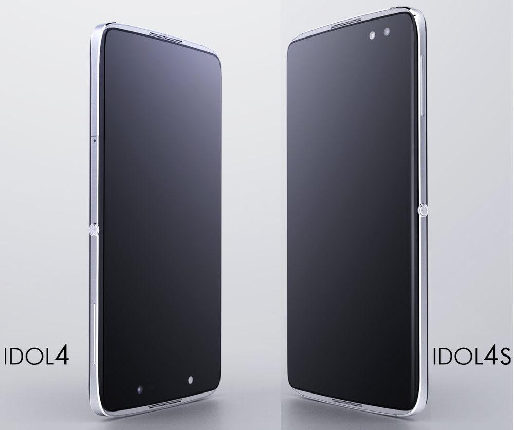 Alcatel Idol 4 and Idol 4S