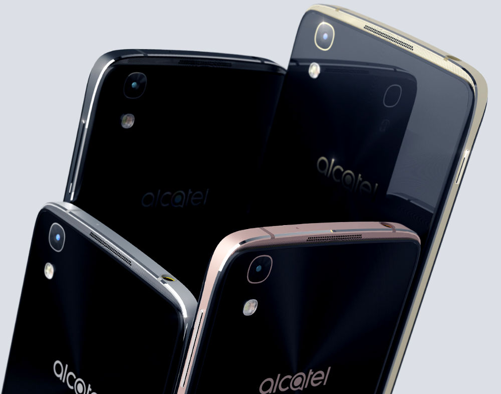 Alcatel Idol 4 with 5 2″ 1080p display and Idol 4S with 5 5