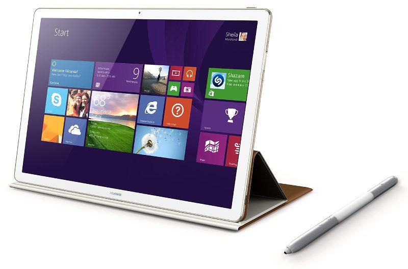 huawei matebook 2 in 1 with windows 10 stylus fingerprint sensor announced starting at 699