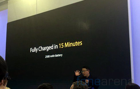 OPPO VOOC Super Flash Charge