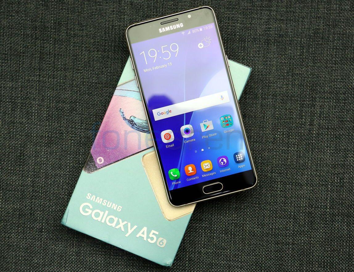 Samsung Galaxy A5 2016 Review New Sm Ram 2 Memori 16gb Fonearena 02