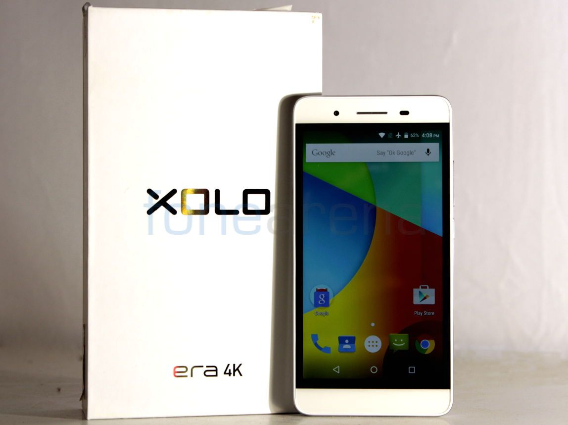Xolo Era 4K Unboxing and First Impressions