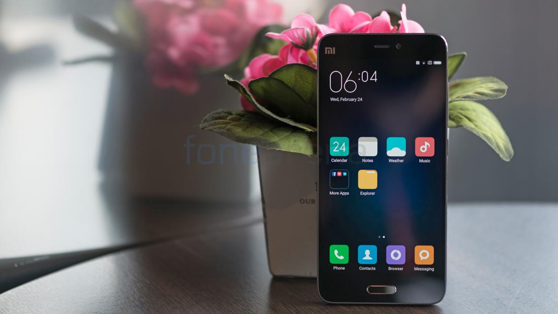 Xiaomi Mi 5 and Mi 5 Pro Hands On