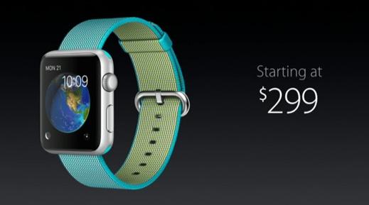 Apple Watch price cut