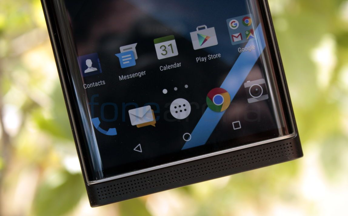 BlackBerry Priv Photo Gallery