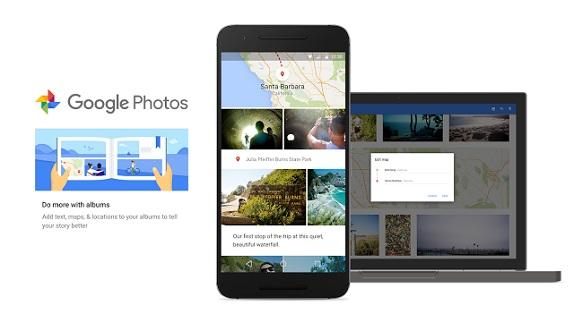 Google smart albums