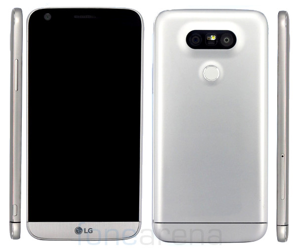 LG G5, in Latin America with 3 GB of RAM and Snapdragon 652
