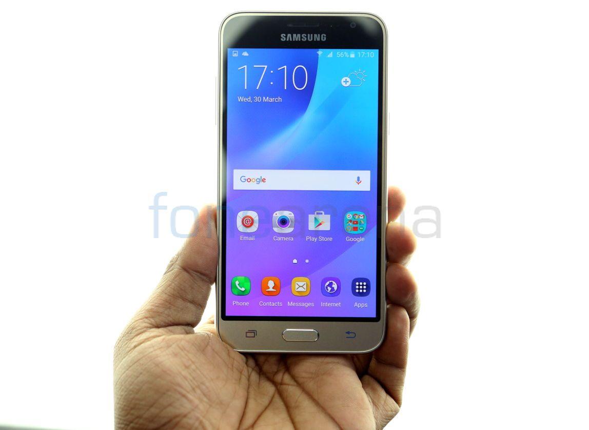 Samsung Galaxy J3 2016 Photo Gallery
