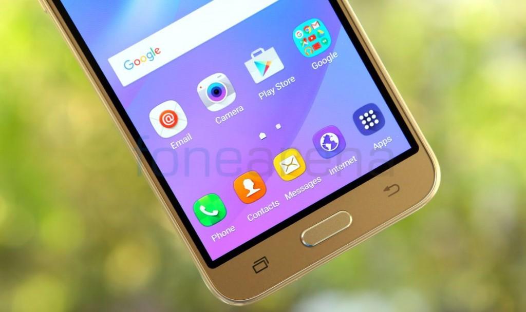 Samsung Galaxy J3 (2016) Photo Gallery