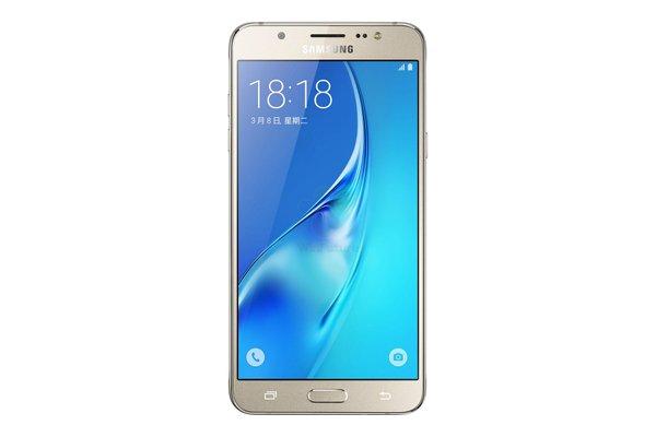 Samsung Galaxy J7 press render