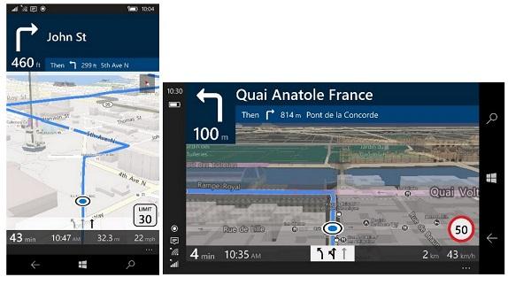 Windows 10 Maps app-3