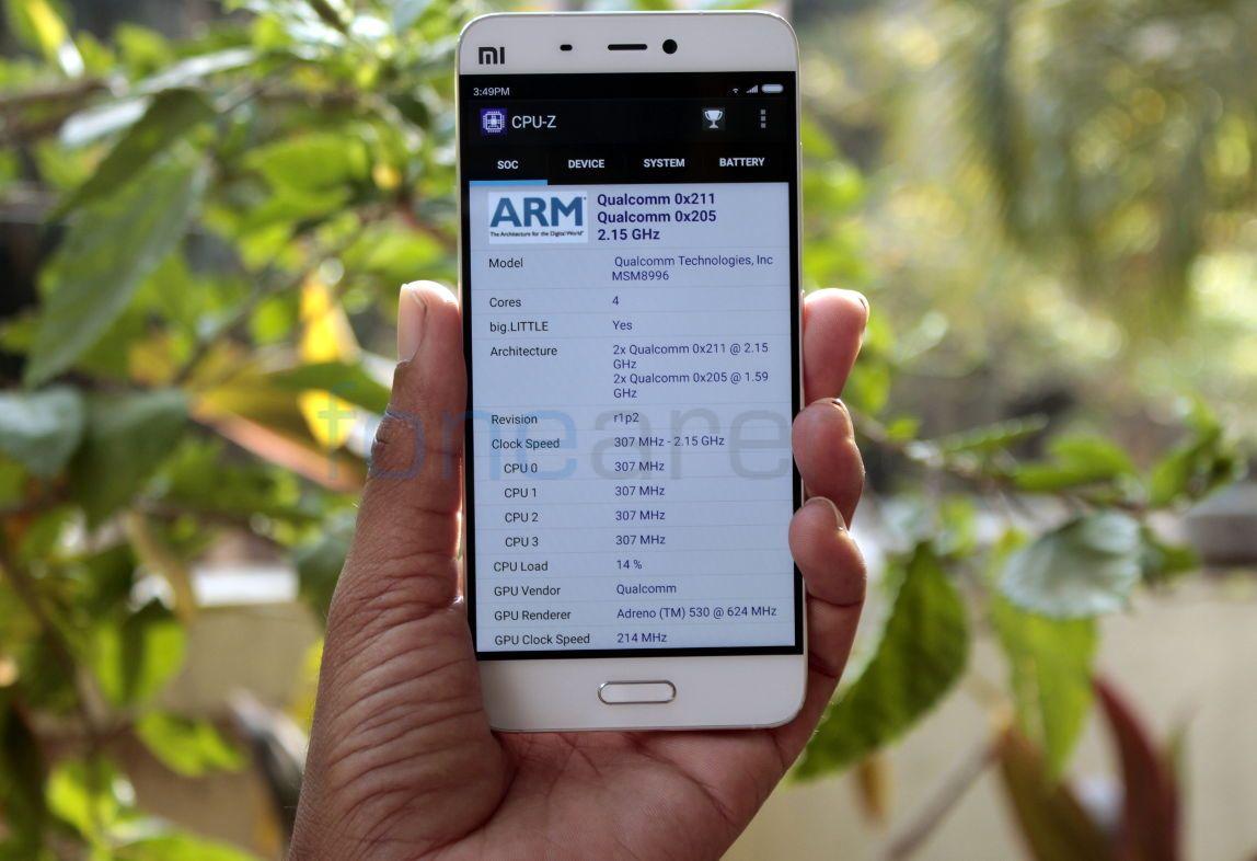 Xiaomi Mi 5 Benchmarks_fonearena