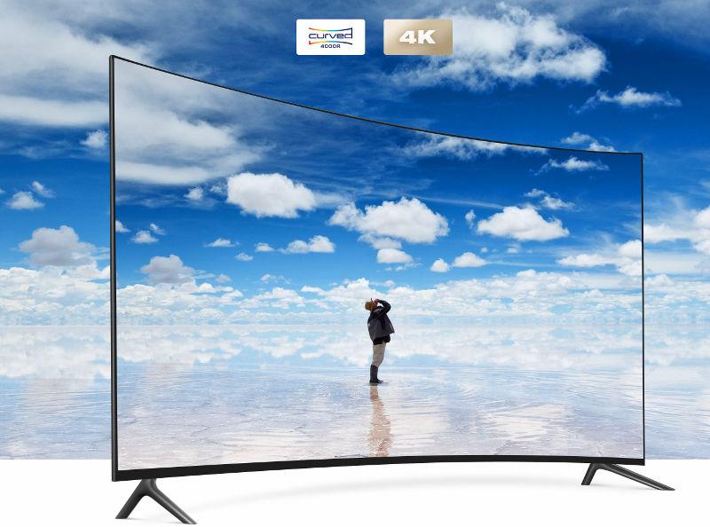 Xiaomi Mi TV 3S 63-inch curved 4K TV